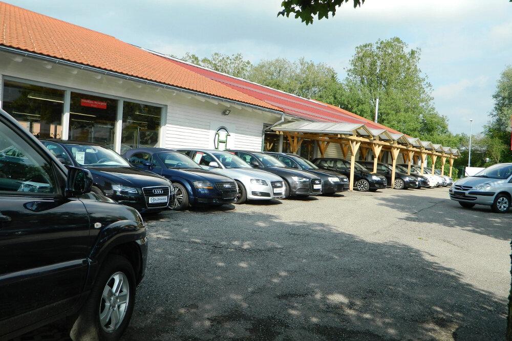 Gebrauchtwagen Kaufen Vom Autohaus Holzmann Leutkirch Allgäu Bodensee