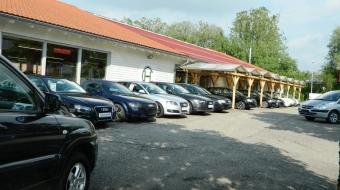 Gebrauchtwagen von Autohändler Holzmann, Allgäu