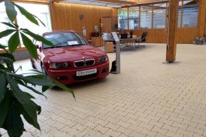 Neue Verkaufsräume Autohaus Holzmann e.K.