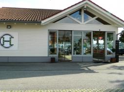 Autohaus Holzmann außen - Autohändler Allgäu / Bodensee / Oberschwaben