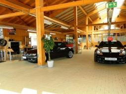 Autohaus Holzmann innen - Autohändler Allgäu / Bodensee / Oberschwaben