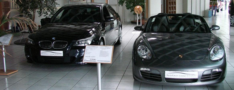 Gebrauchtwagen vom Autohaus Holzmann